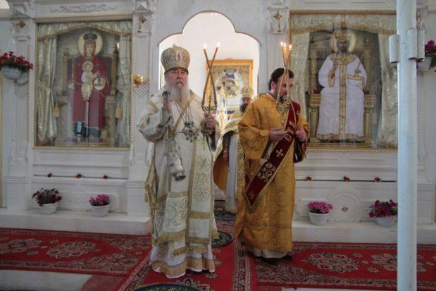 Престольное торжество Иоанно-Богословского храма пгт. Подгородное